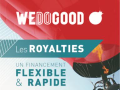 Financement en royalties