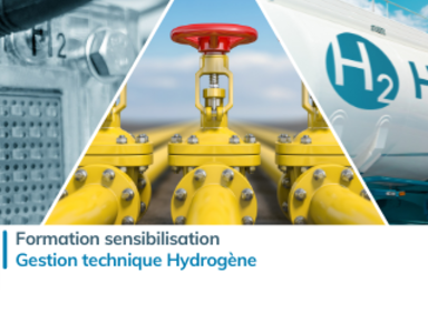 Hydrogène : Gestion technique