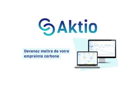 Aktio - Plateforme de bilan carbone 800€