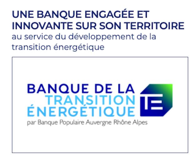 Financement de la transition énergétique