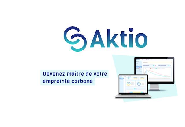 Aktio - Plateforme de bilan carbone