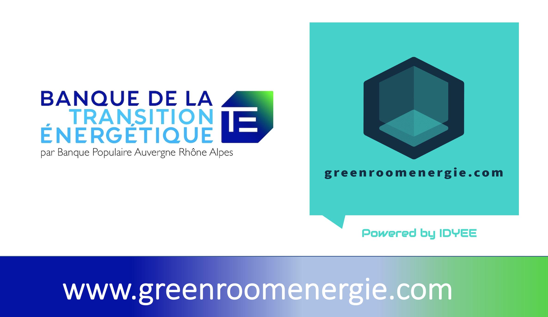 Banque de transition énergétique Groupe Banque populaire partenaire de greenroomenergie.com